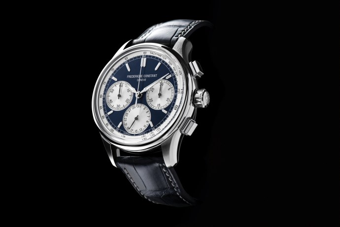 2020 Frederique Constant Flyback Chronograph Manufacture