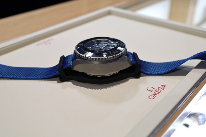 Omega Seamaster Planet Ocean Ultra Deep Professional divewatch