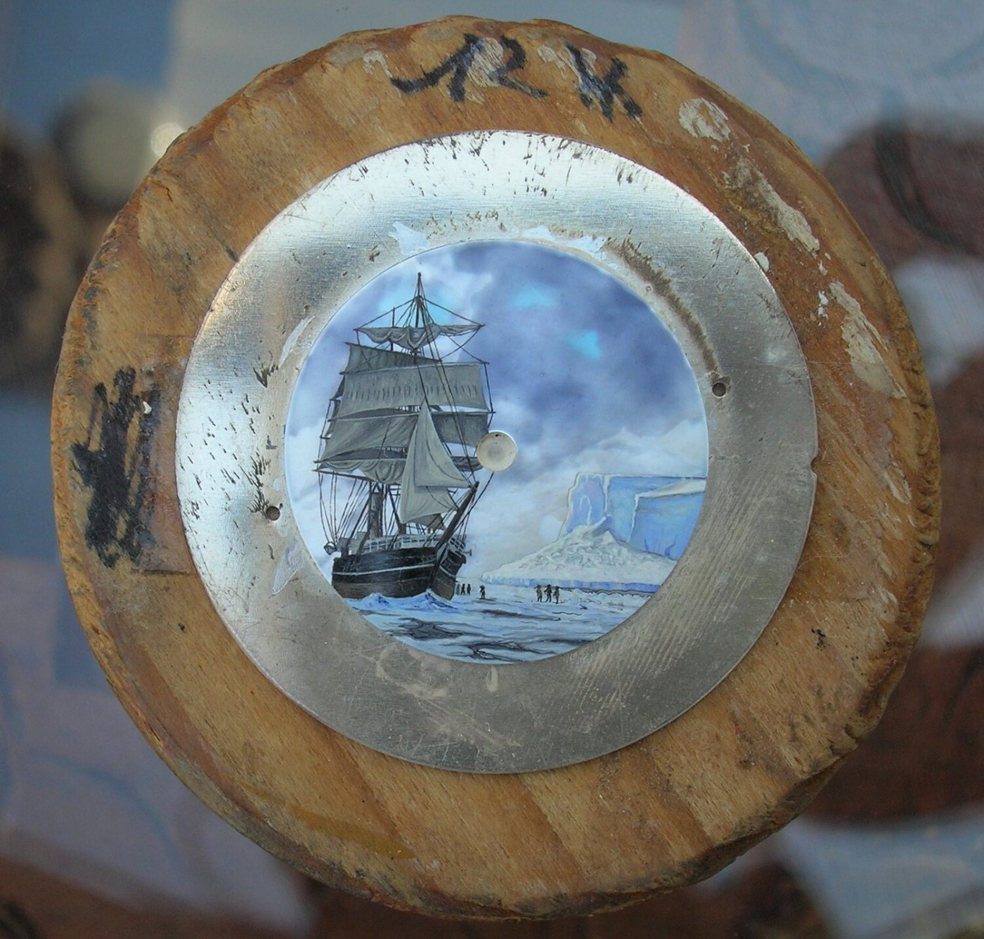 RGM Terra Nova dial creation