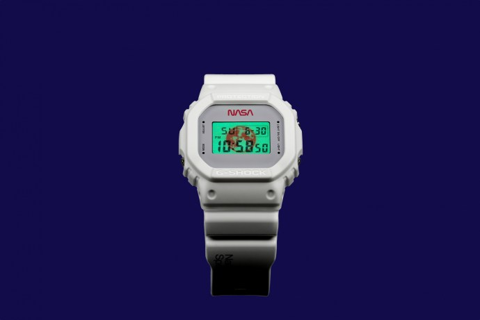 G-Shock x NASA DW5600NASA20-7CR