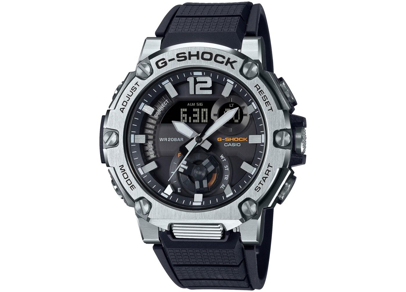2020 G-Shock G-Steel GSTB300S-1A