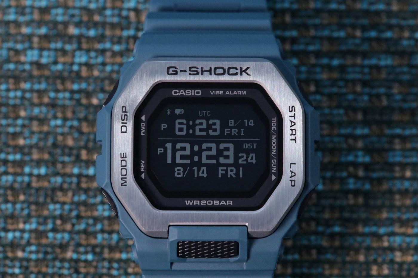 G-Shock G-Lide GBX100-2