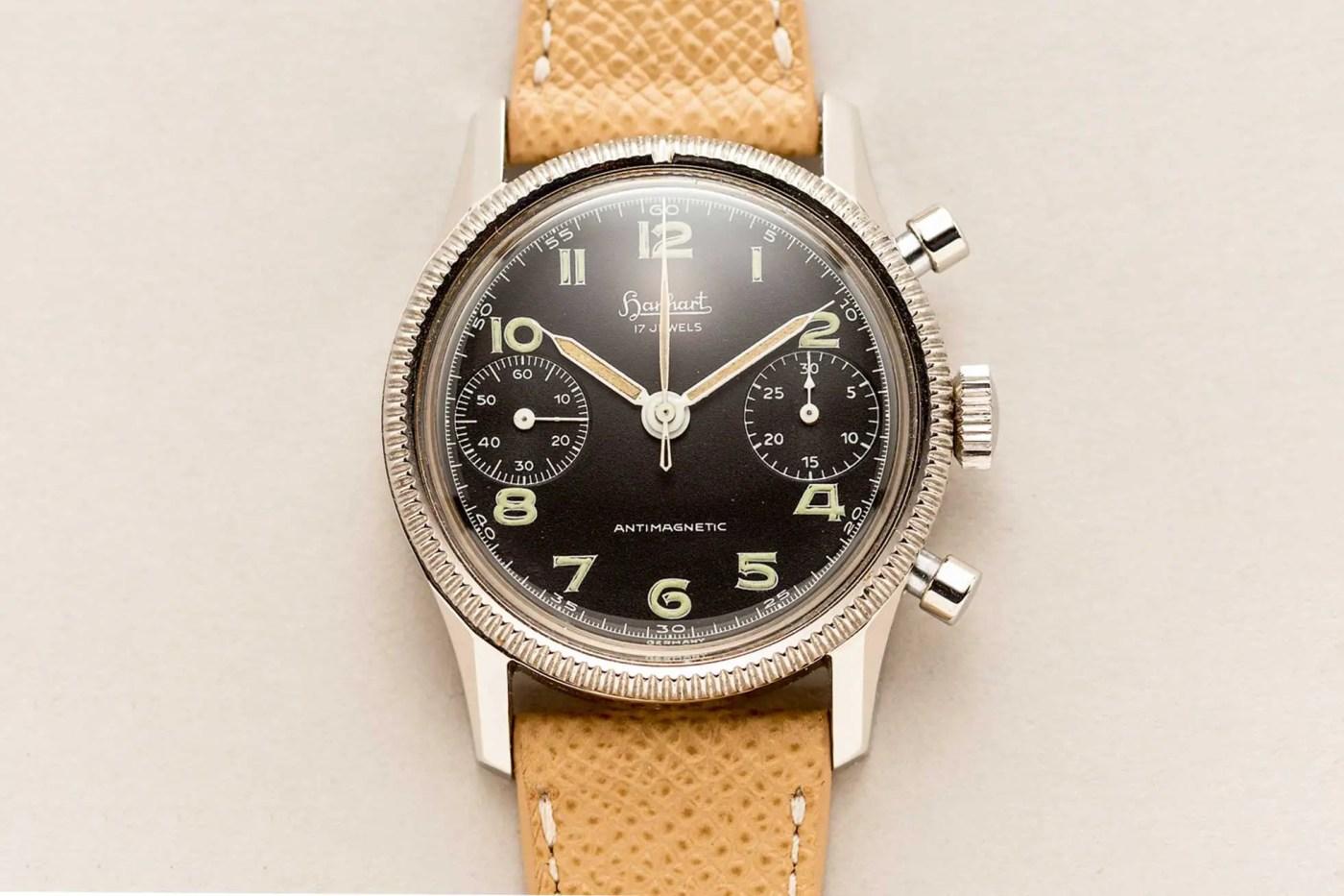 Hanhart 417 ES circa 1956-1958