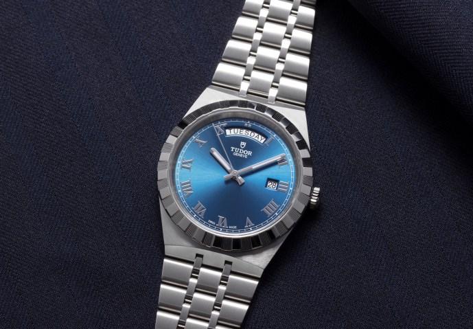 2020 Tudor Royal 41mm Blue dial