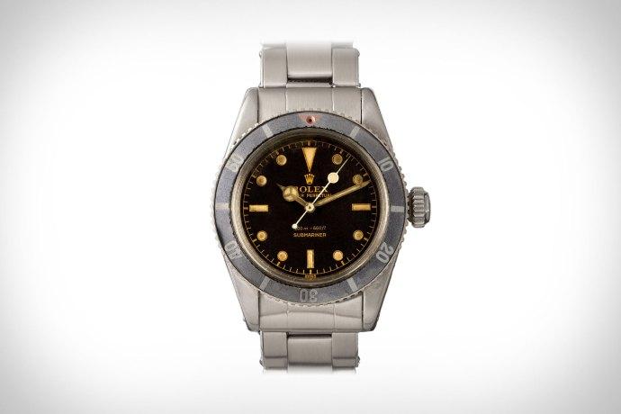 "1957 Rolex ""James Bond Submariner"" Ref. 6538"