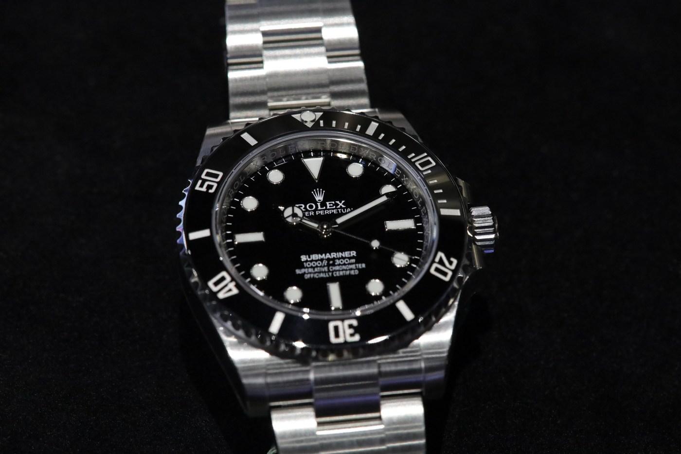 2020 Rolex Submariner Ref. 124060