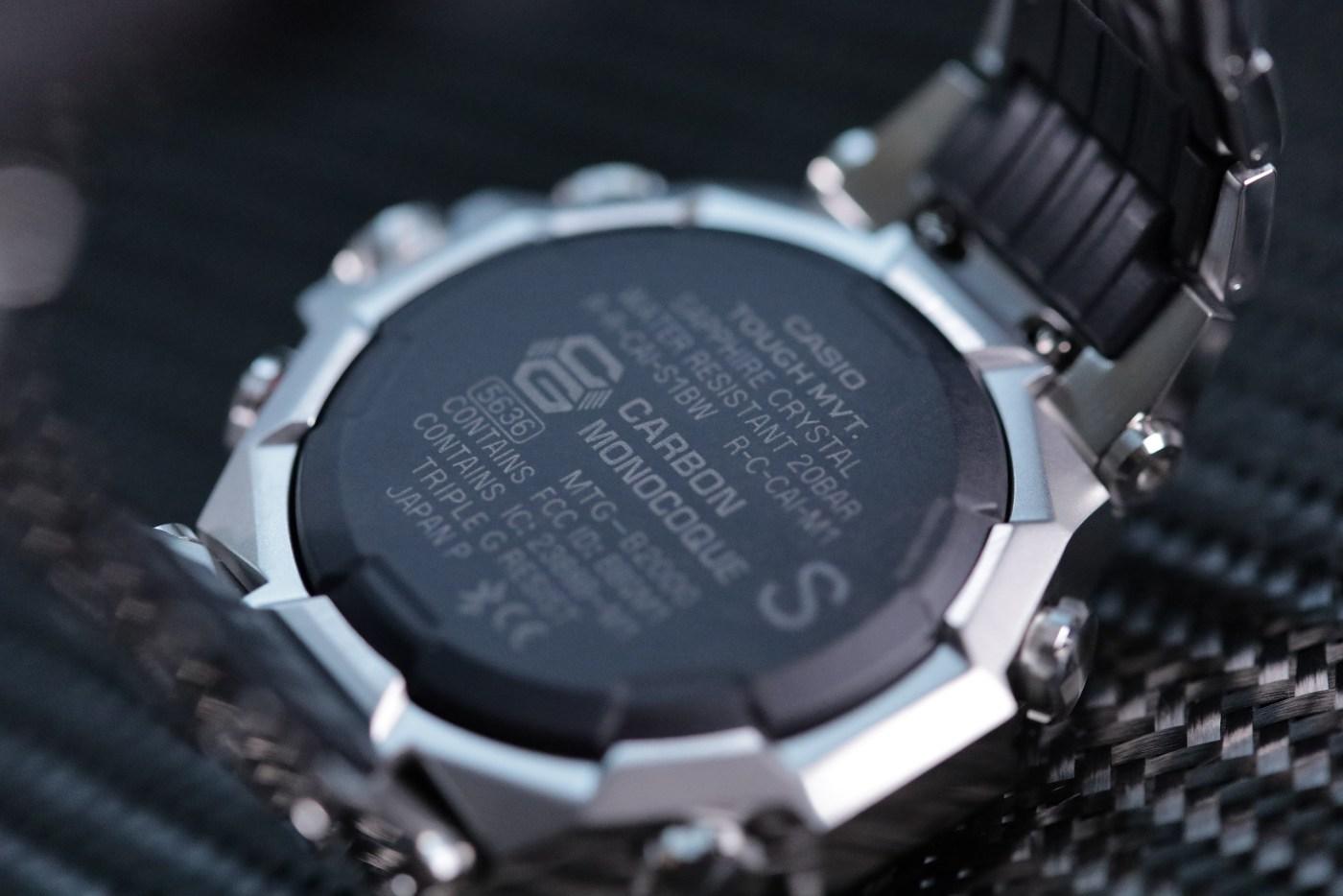 G-Shock MT-G MTGB2000D-1A caseback