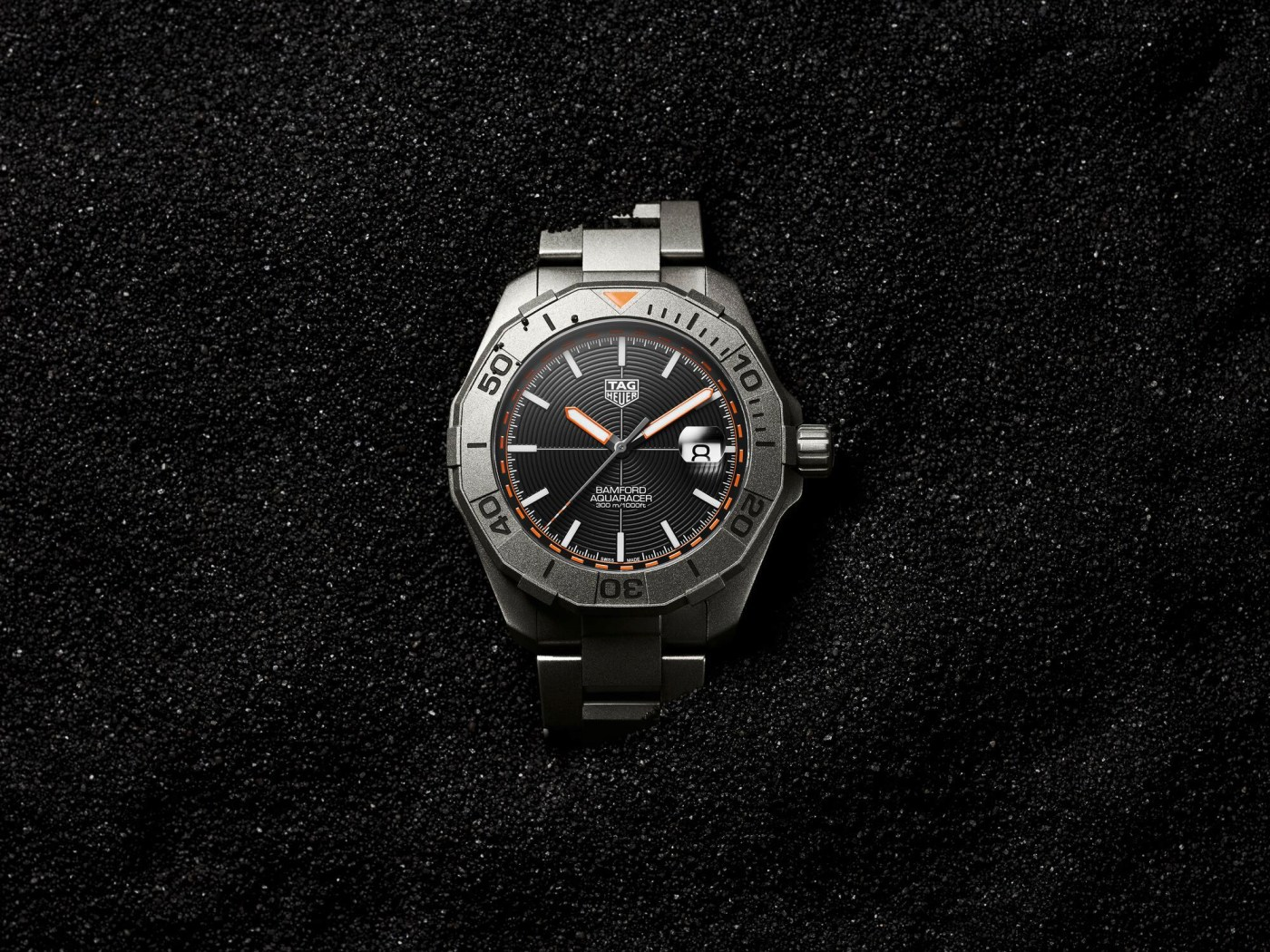 TAG Heuer x Bamford Watch Department Aquaracer Limited Edition