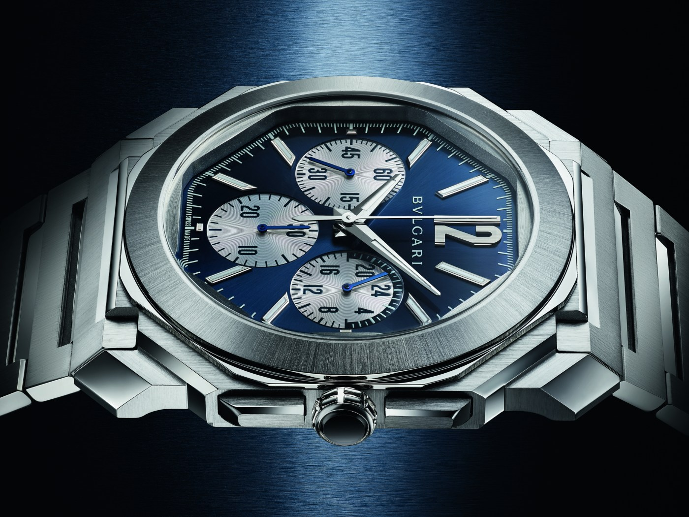 Bulgari Octo Finissimo S Chronograph GMT Steel