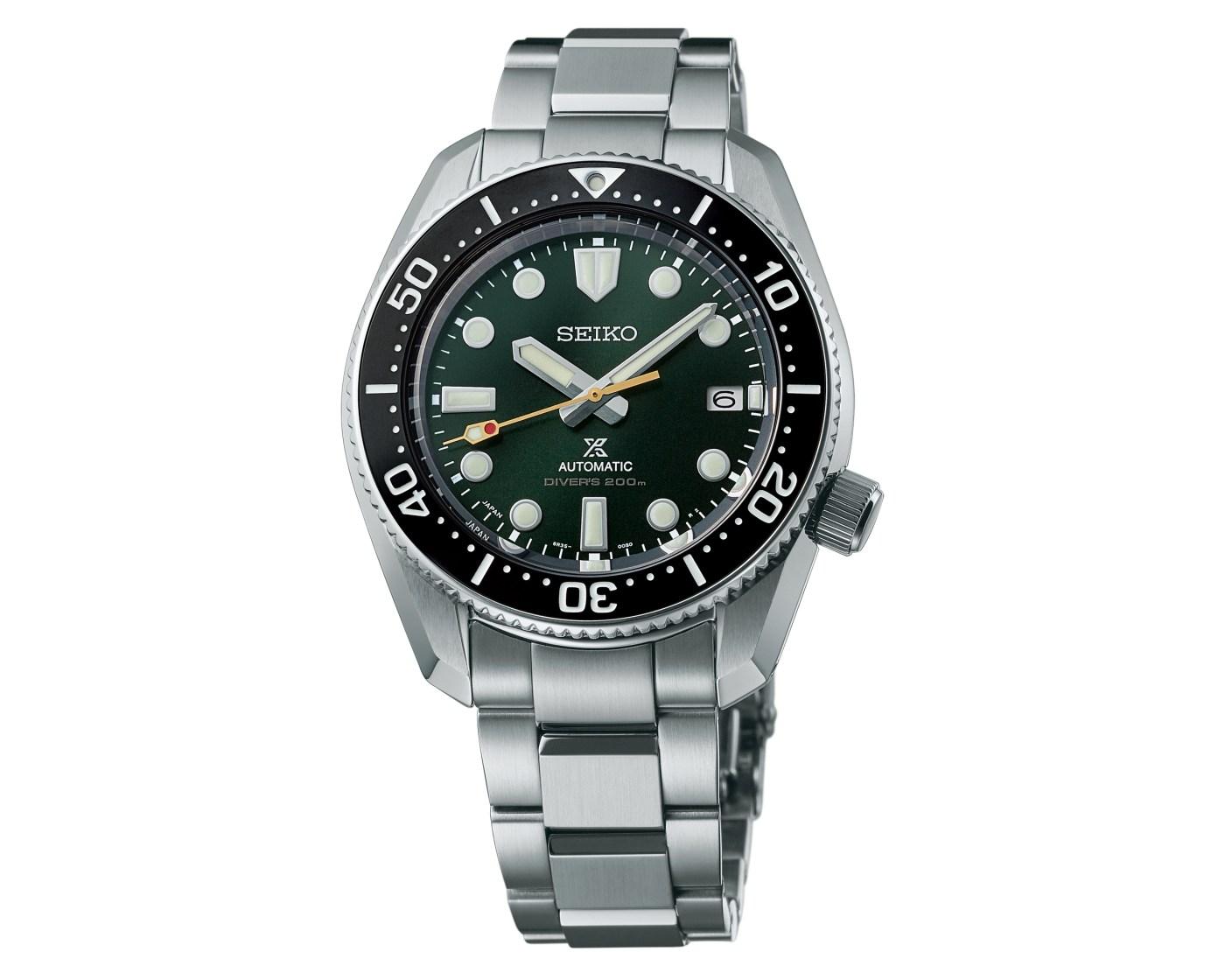 Prospex 1968 Automatic Diver's Modern Re-interpretation: SPB207