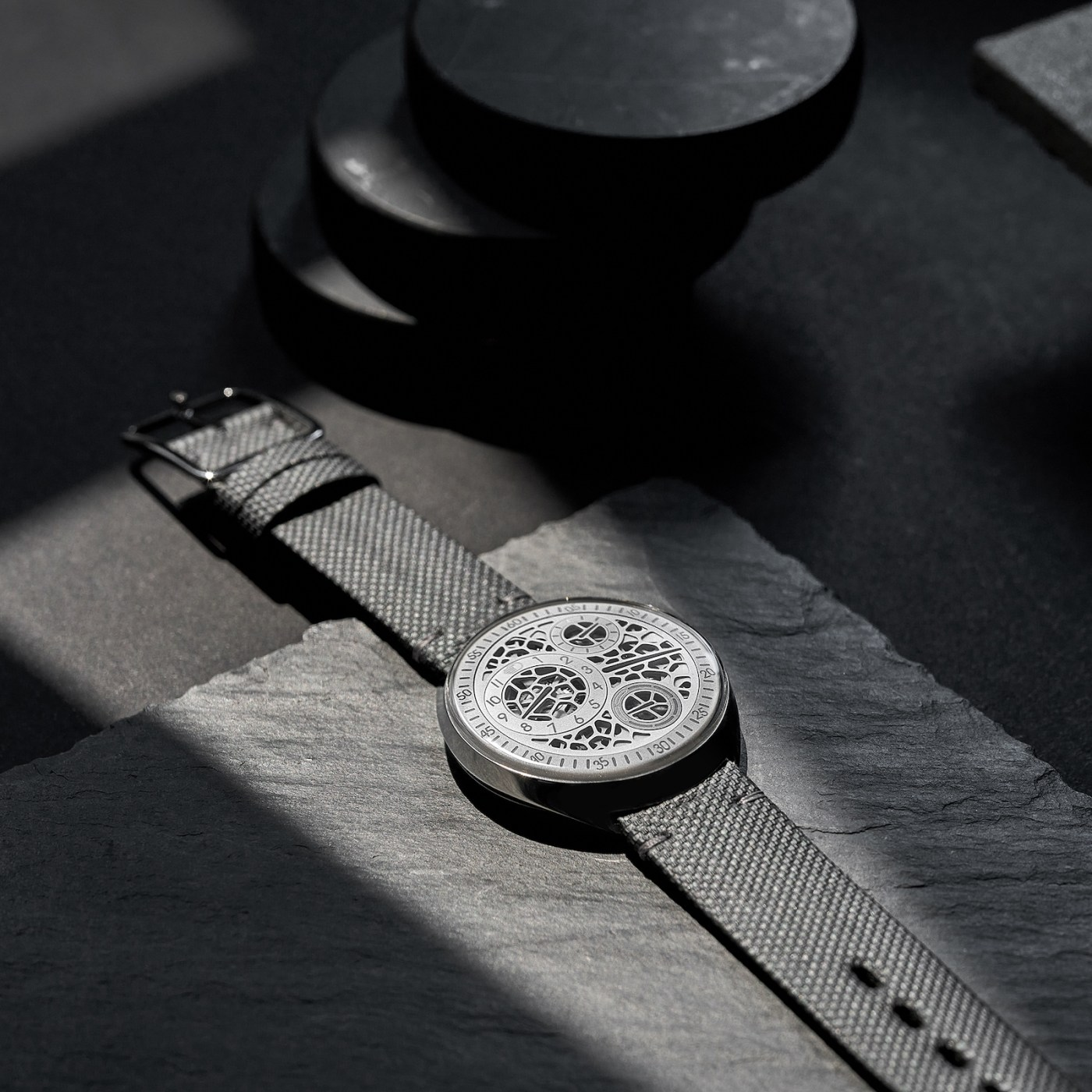 Ressence Type 1 Slim HOD Limited Edition for HODINKEE