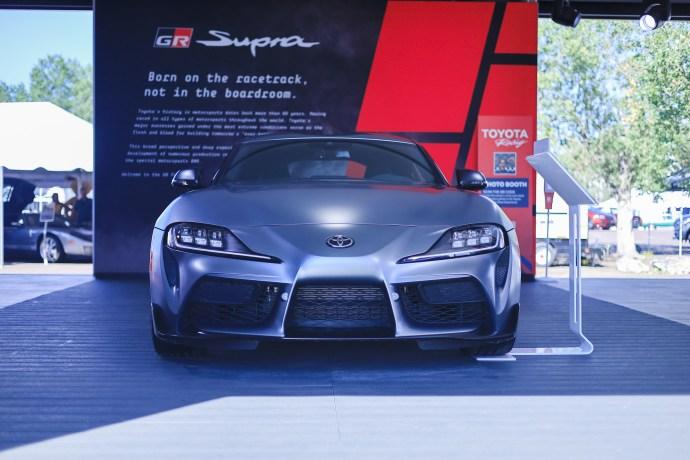 2022 Toyota GR Supra 3.0