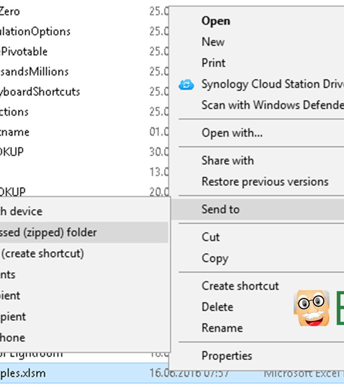 Reduce File Size Zip File