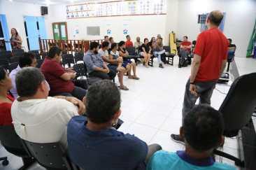 Seminário contra o Desmonte da Previdência - Carlinda. Foto: Carlos Maranhão