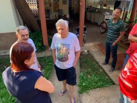 Visita a Diocese de São Félix