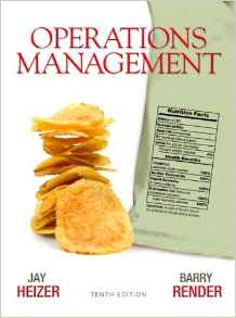 Operations Management 10th Edition