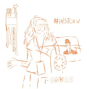 Audrey Watters at INSTCON
