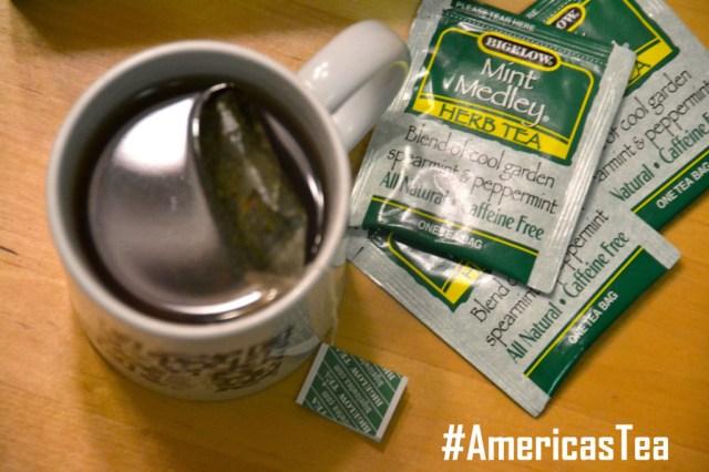 Bigelow Tea #AmericasTea Tea Bag