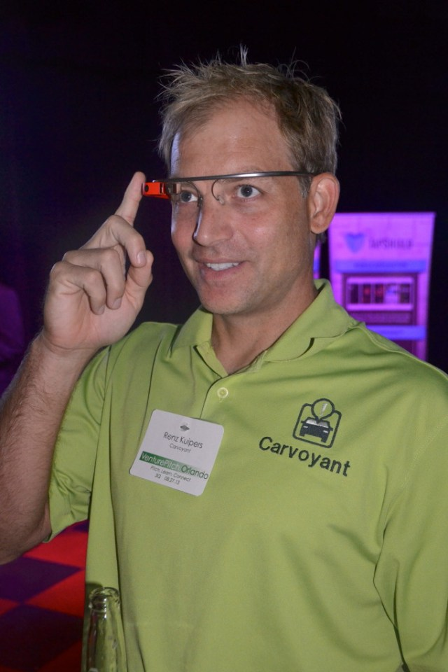 Renz Kuipers TriNet Google Glass
