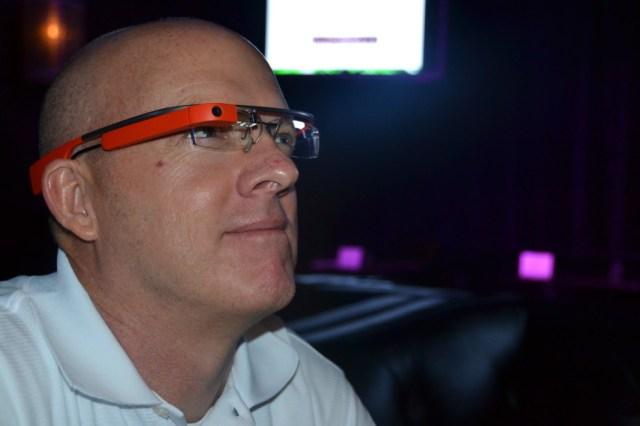 Eric Brooks TriNet Google Glass