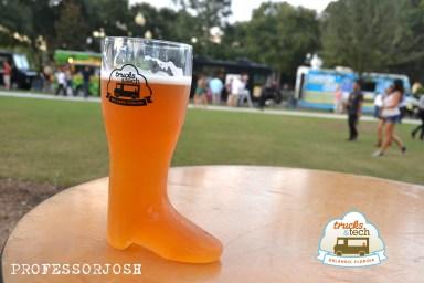 Trucktoberfest Boot
