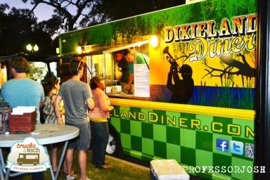 Trucktoberfest Dixieland Diner Truck