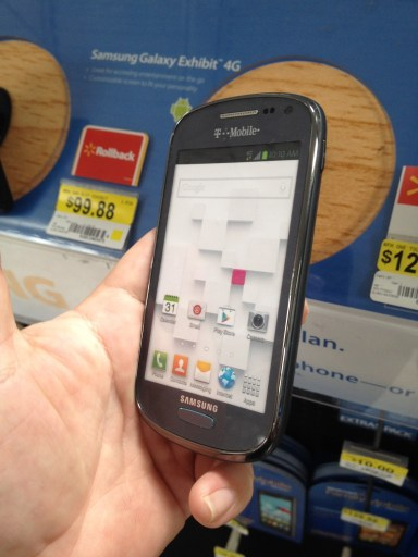 Checking out smartphone options #FamilyMobileSaves #cbias #shop