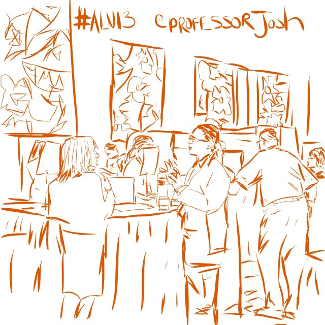 Sloan C ALN13 Poster Session Sketch