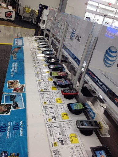 Best Buy Hands On with ATT Phones #OneBuyForAll #shop #cbias