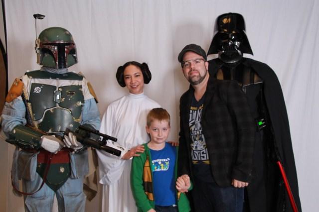 Melrose Center Star Wars
