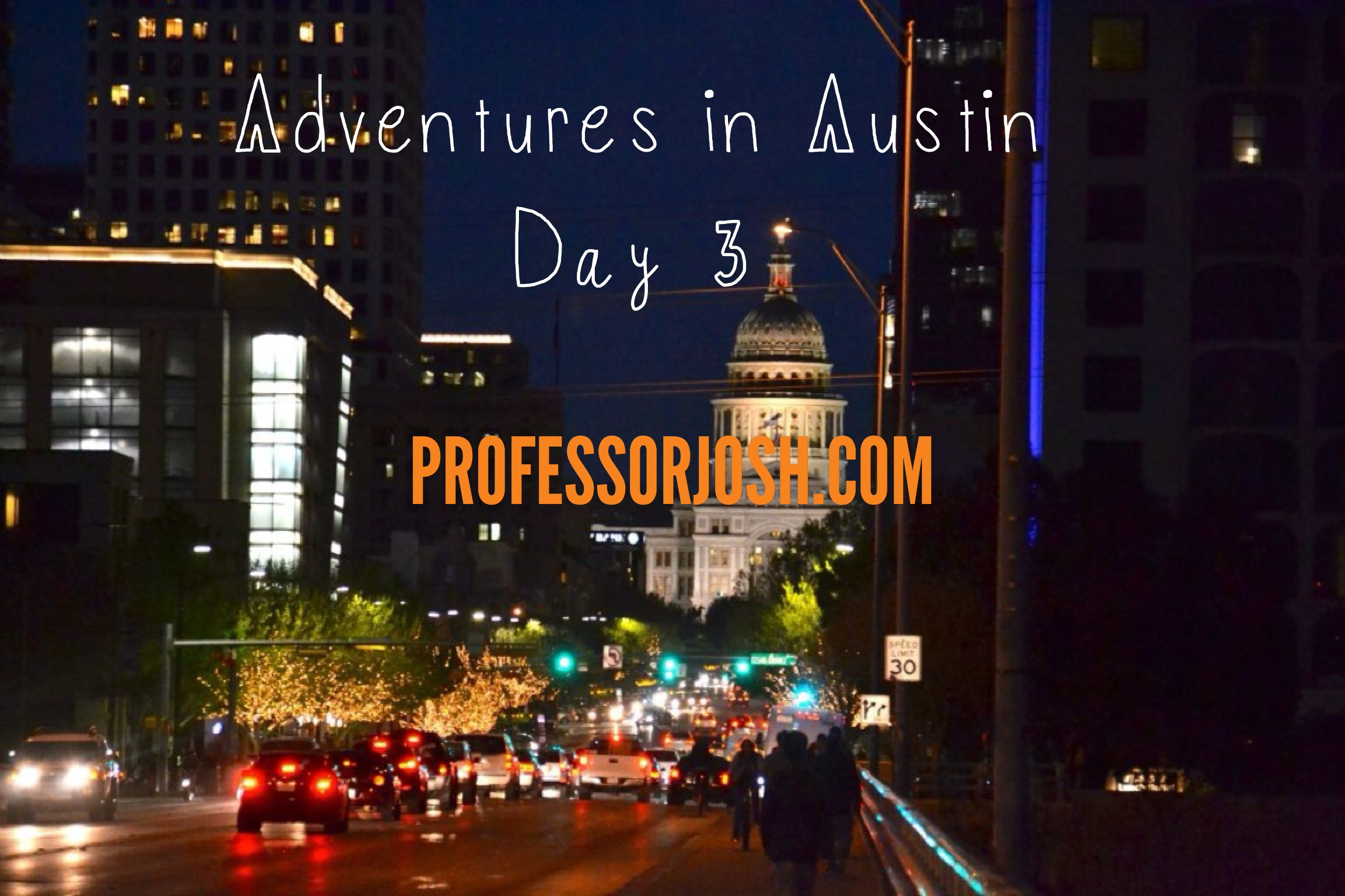 Educational Adventures in Austin at #SXSWedu – Day 3 and 4