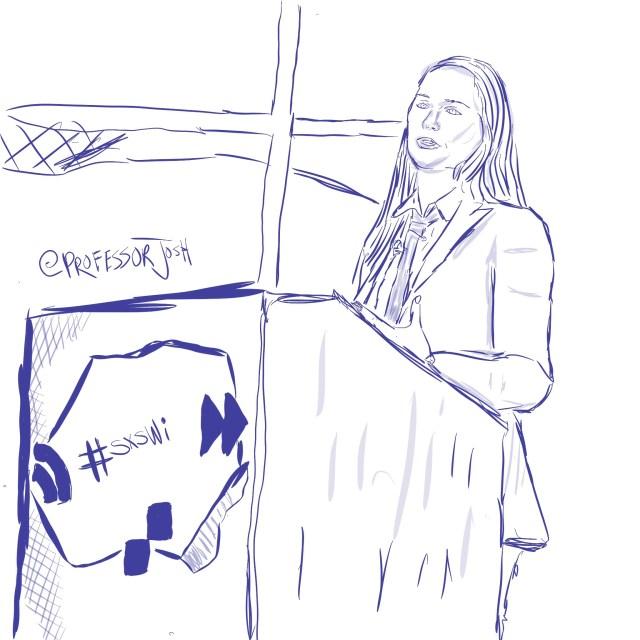 Sketch by Sketch SXSW Interactive FEED Project Founder Lauren Lauren