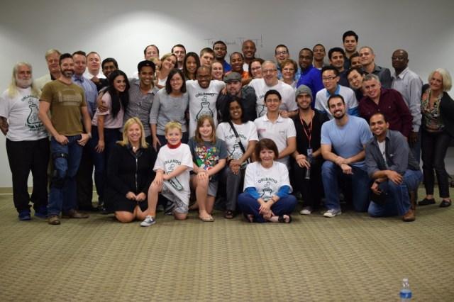 Orlando Startup Weekend Education SWORLEDU Group Photo