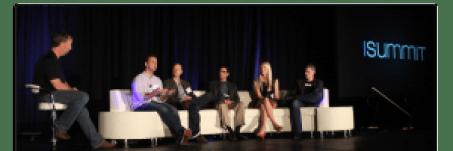 isummit panel photo Orlando Tech Week