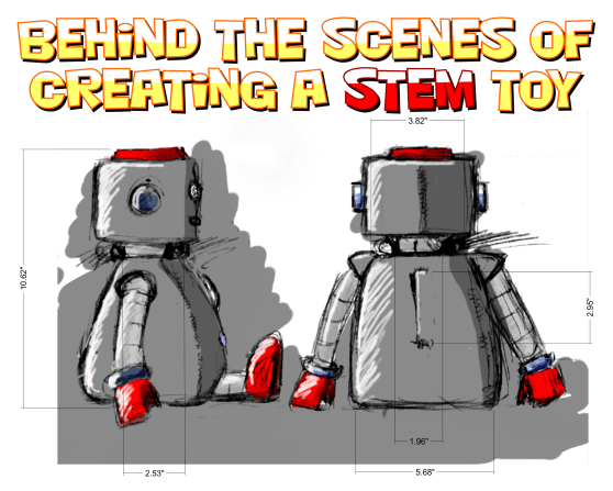 Behind The Scenes Of Creating A STEM Toy