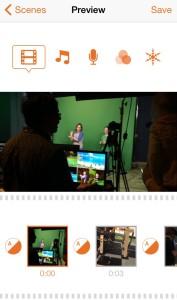 Lumify Video Editor Movie Editing Options