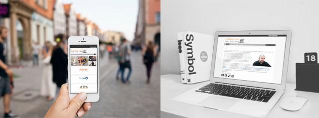 Website Mockups on Fiverr on Multiple Devices