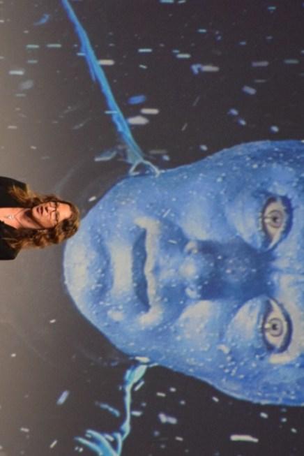 Blue Man Group CMO Pan Harris izeafest