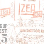 Sketching up #IZEAfest 2015