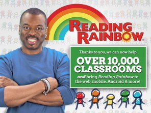 Reading Rainbow Crowdfunding Technology Changing Education