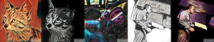 Prisma Examples