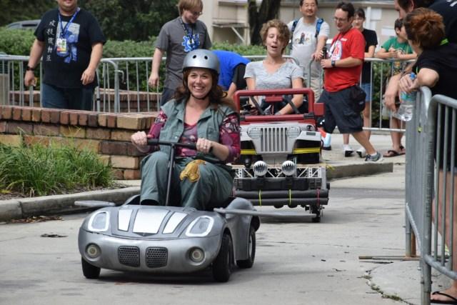 Maker Faire Orlando Racing