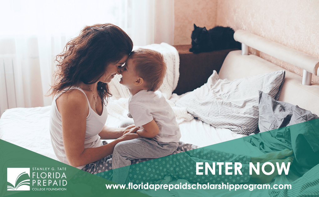 Win One of TEN 2-Year Florida Prepaid College Plans #StartingisBelieving