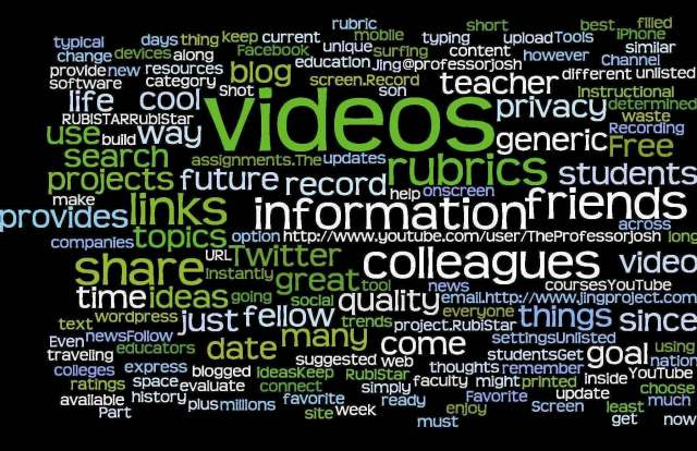 Professor Josh's Blog Wordle