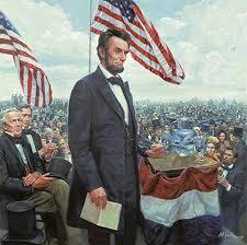 Gettysburg address famous event