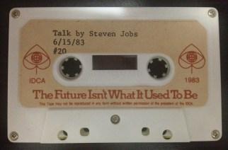 Steve Jobs: Rare Speech 1983