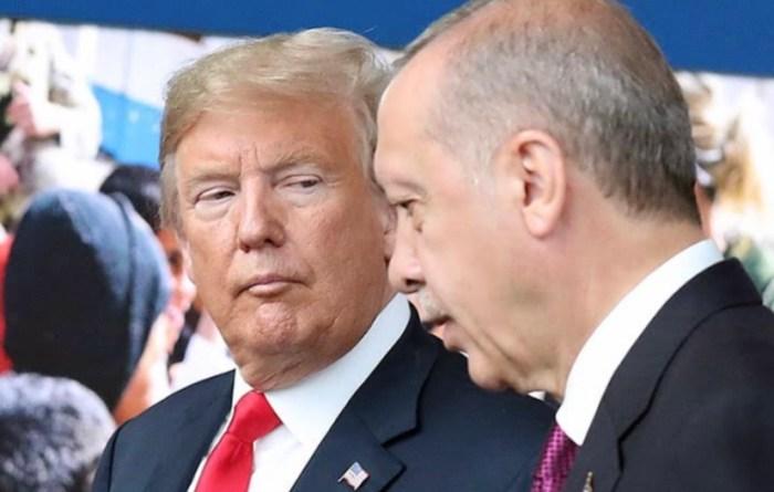 Η ατζεντα Τραμπ-Ερντογάν