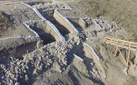 Fortaleza descoberta confirma a existência do rei Roboão
