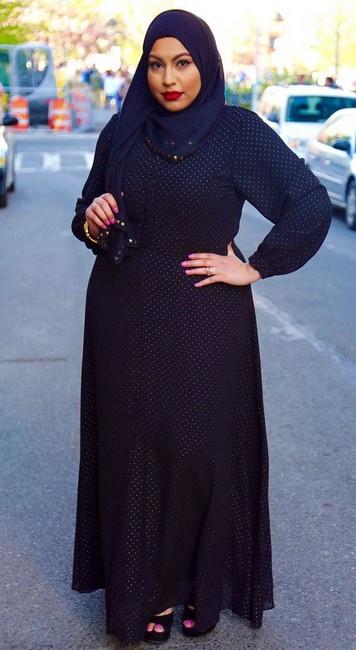wanita-plus-size-dengan-fesyen-terkini