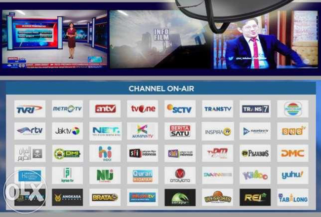 Channel Tempatan Android TV Box Murah